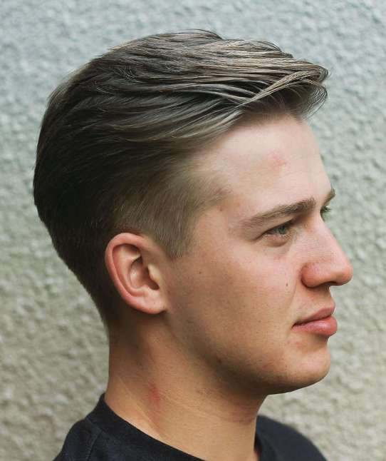 Taper Haircut Ideas For Men