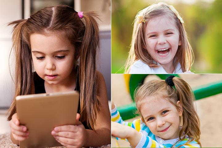 Toddler Girl Haircuts Design Ideas