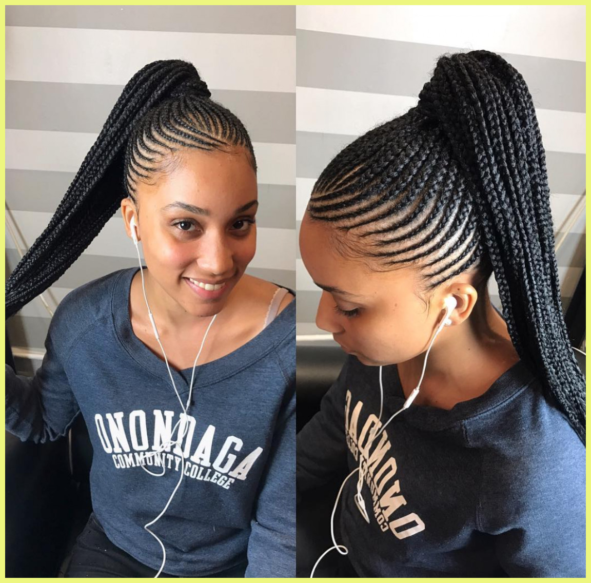 African American Braided Hairstyles – Today's Modern Hair Design