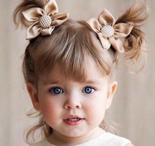 Choosing The Best Baby Girl Hair Style Ideas