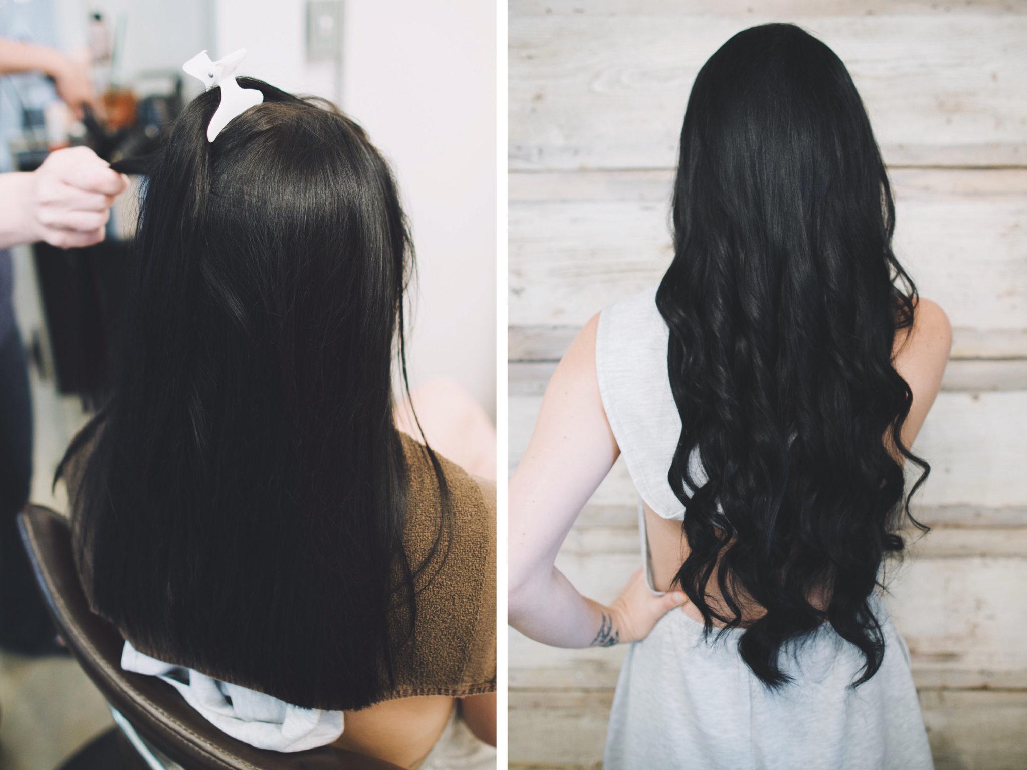 3 Simple Bellami Hair Design Ideas