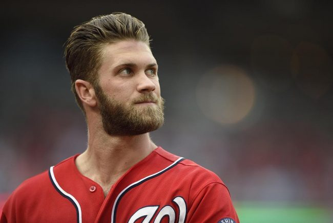 40 Best Bryce Harper Hair Cut Ideas