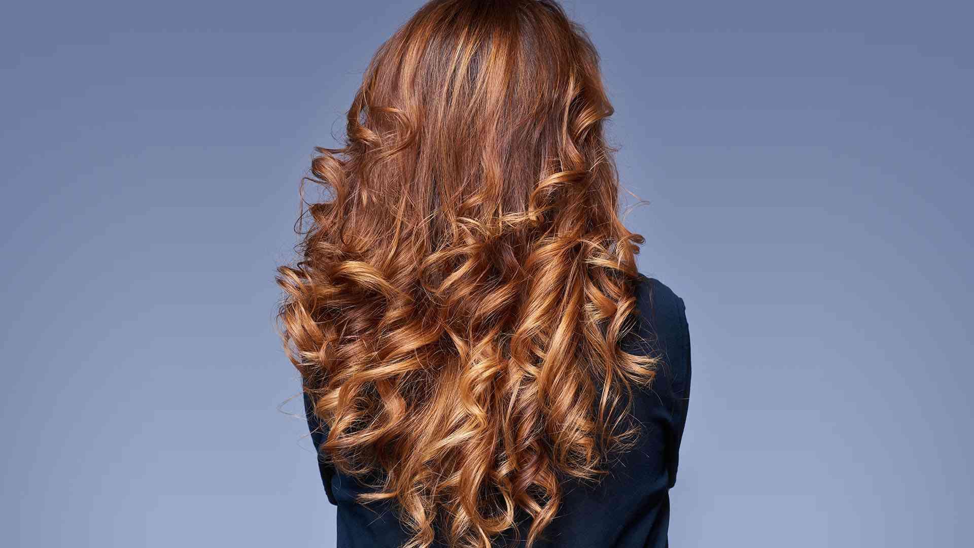 Caramel Hair Design Ideas for Brown Hair in Autumn