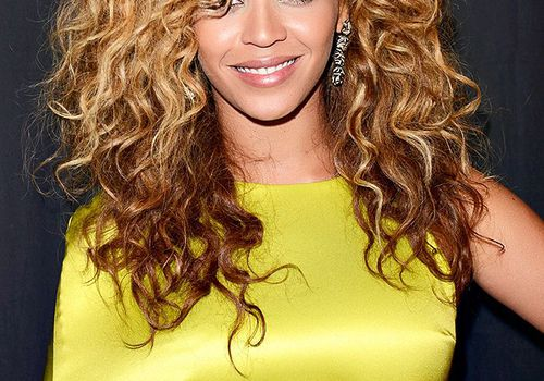 How To Choose The Right Curly Hairstyles For Long Hair