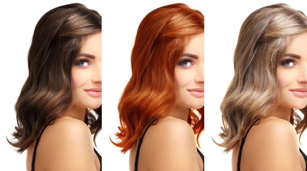 How to Choose a best different Hair Colors