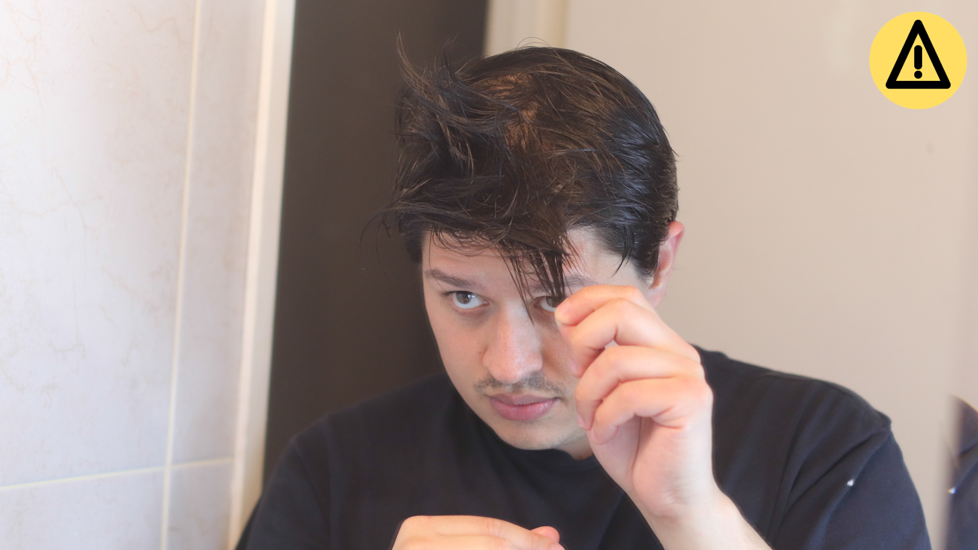 Hair Grease Can Be Used As a Hair Style Idea