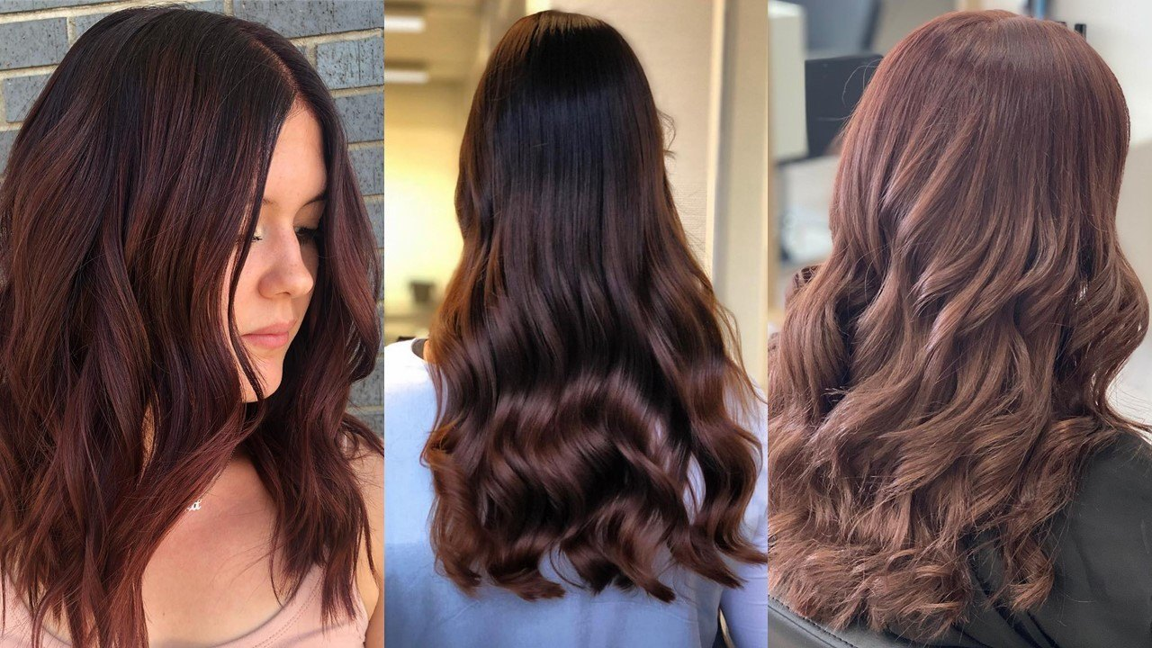 Mahogany Hair Color Ideas for Men and Women