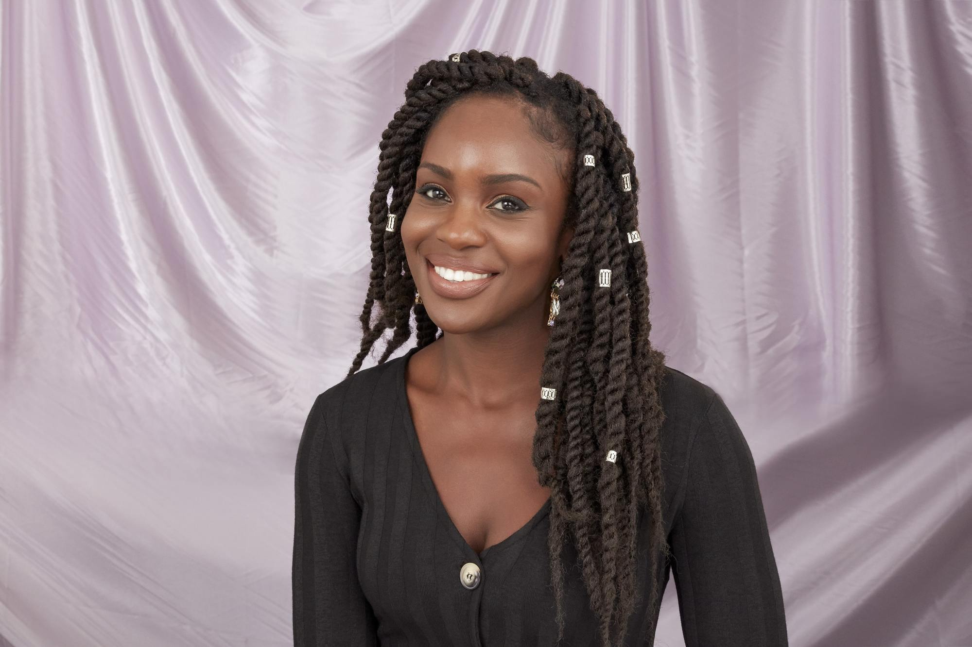 Making Hair Twist Yourself Using Marley Hair Twists