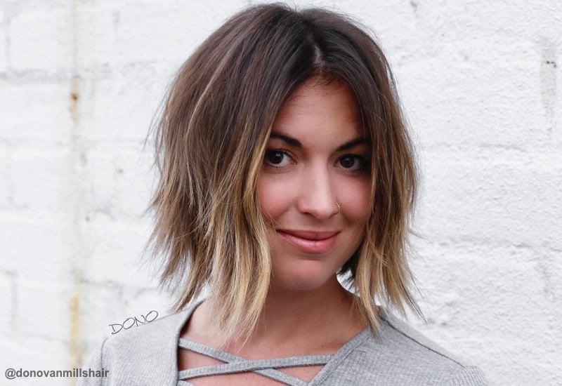 125 Best medium short haircuts for women