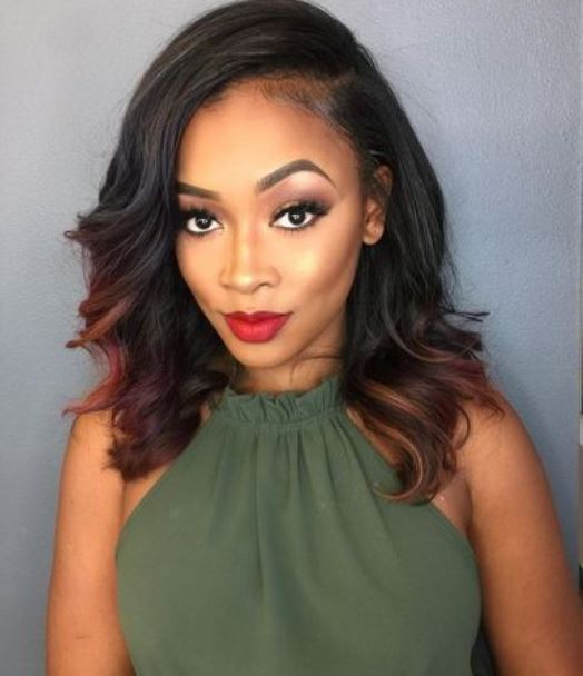Find Cute Quick Weave Hairstyles Designs