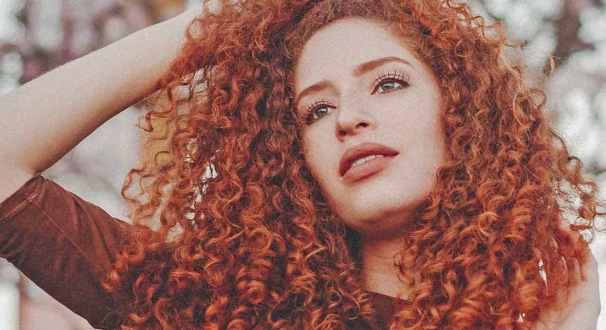 Short Red Curly Hair Cut Ideas