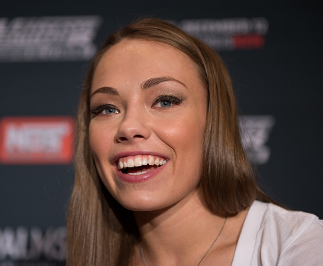 Rose Namajunas Long Hair Design – 3 New Hair Style Ideas For This Season