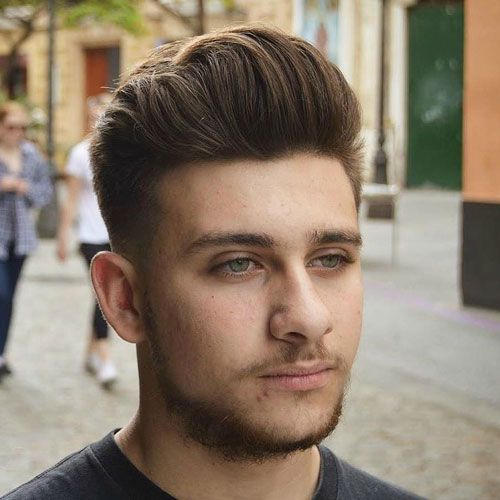 Round Face Haircut Men – The Secret to Getting the Perfect Formal Hairstyle