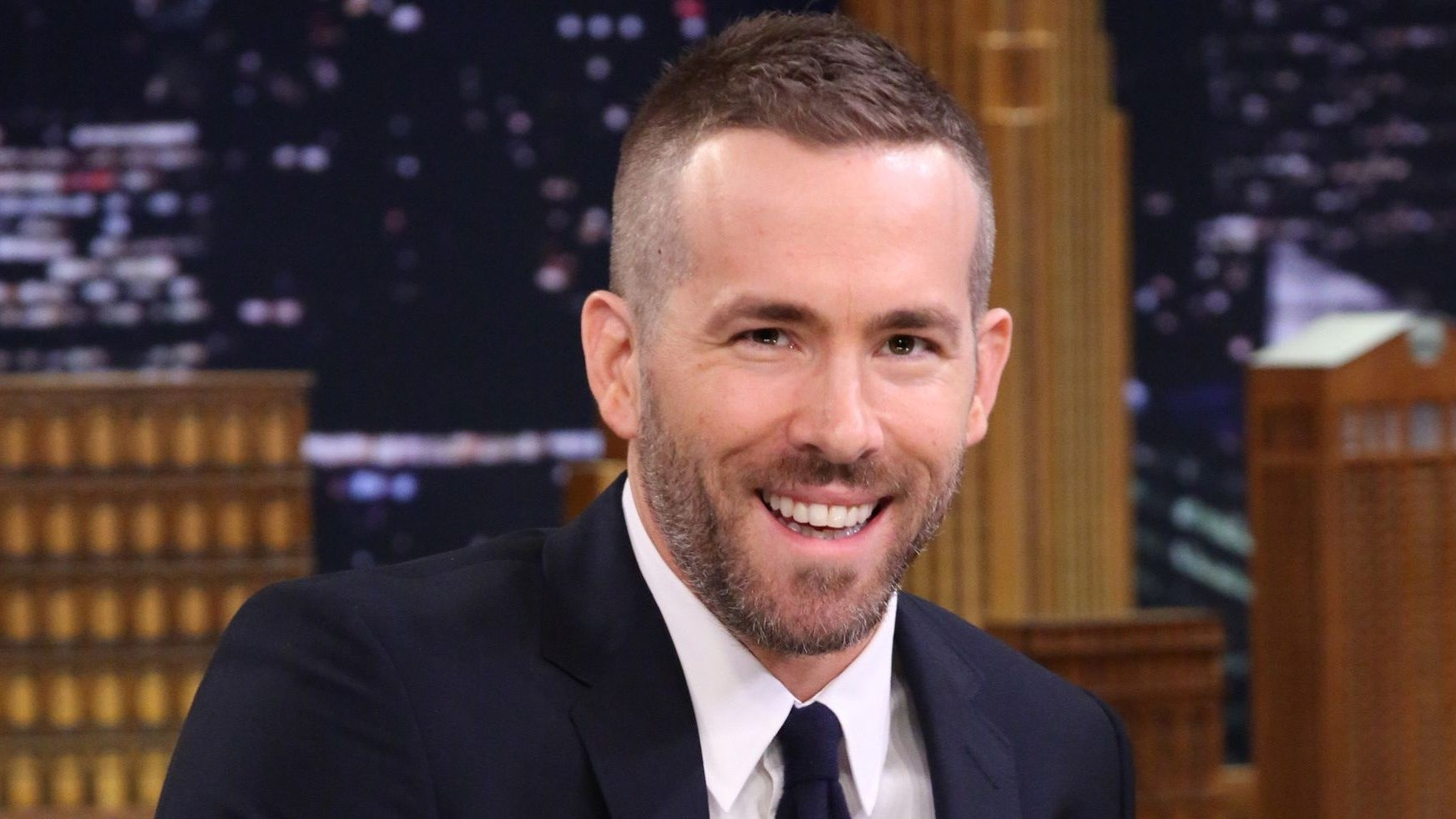 Newest Ryan Reynolds HairCut Designs
