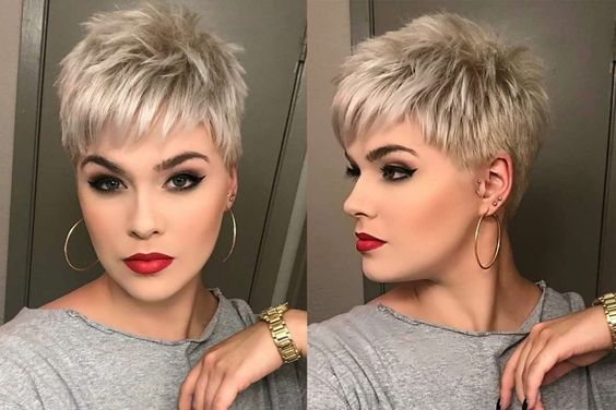 130 short hairstyles 2019 Ideas That Will Capture