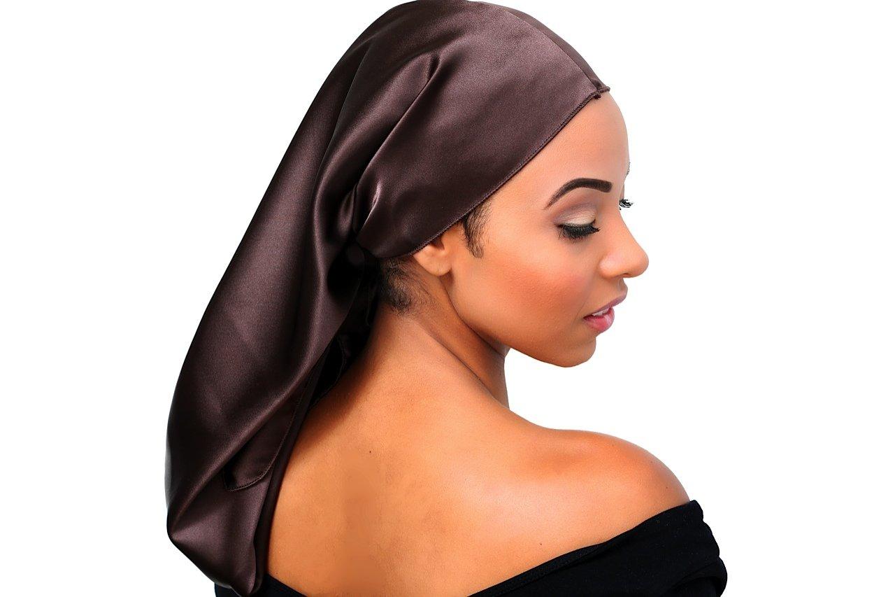 Silk Scarf For Hair Style Ideas