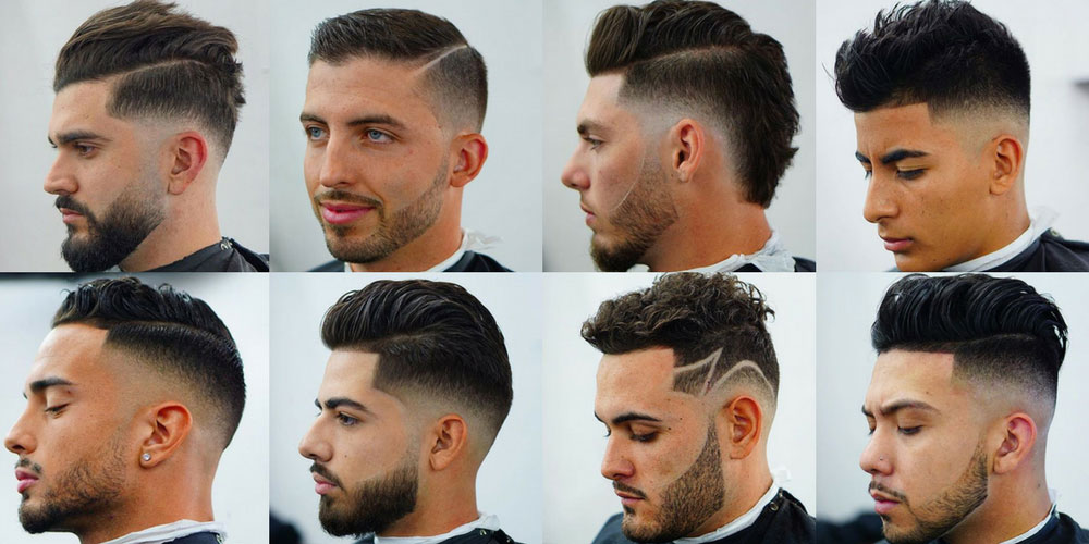 225+ Wonderful types of haircuts
