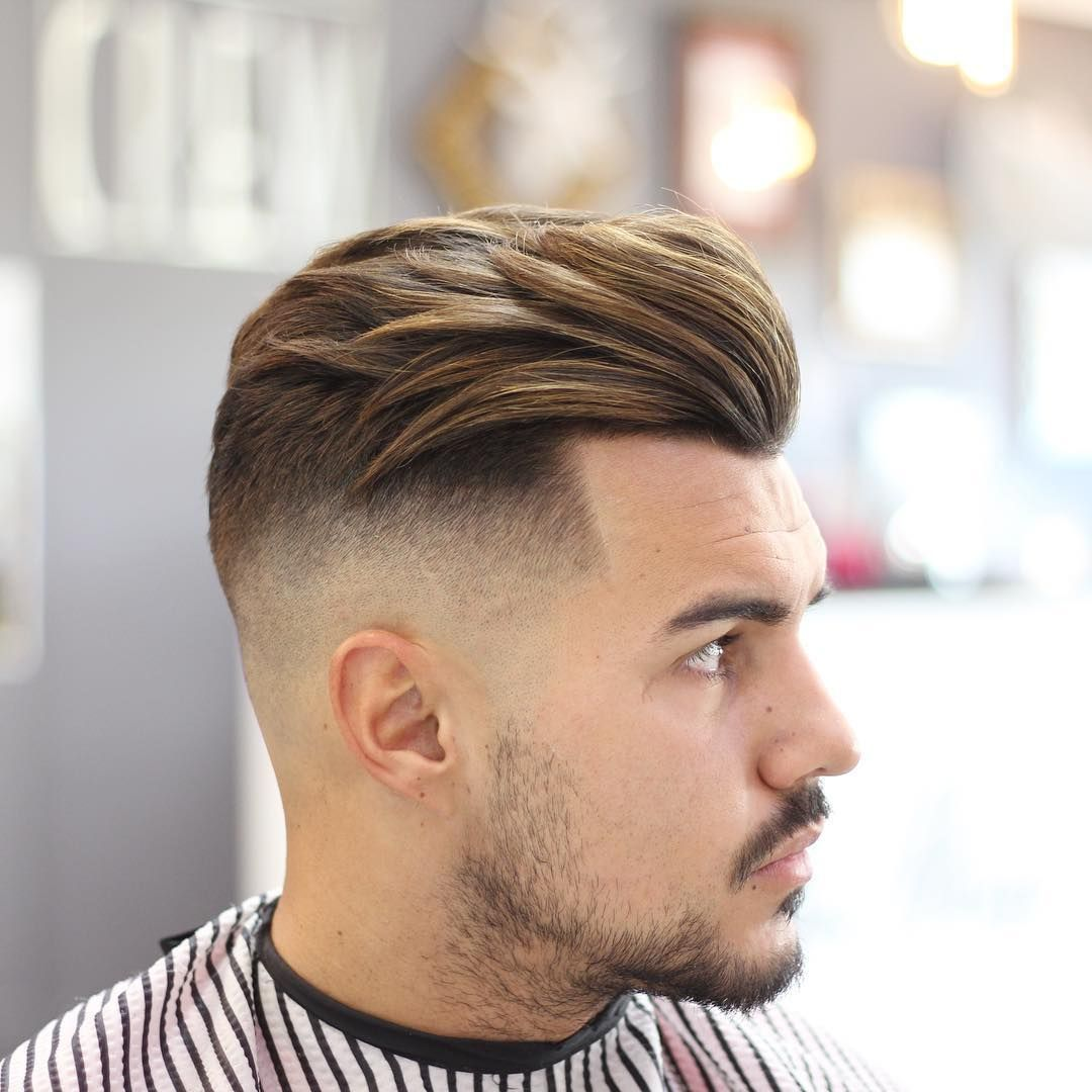 The Popular Undercut Mens Haircuts