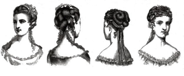 1800s Hairstyles – The Beautiful Hair Of Our Past