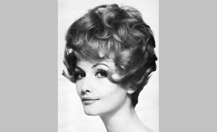 1960 Hairstyles – Hair of the Month