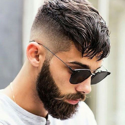 2020 Men Haircut Ideas – Do Something Different This Time