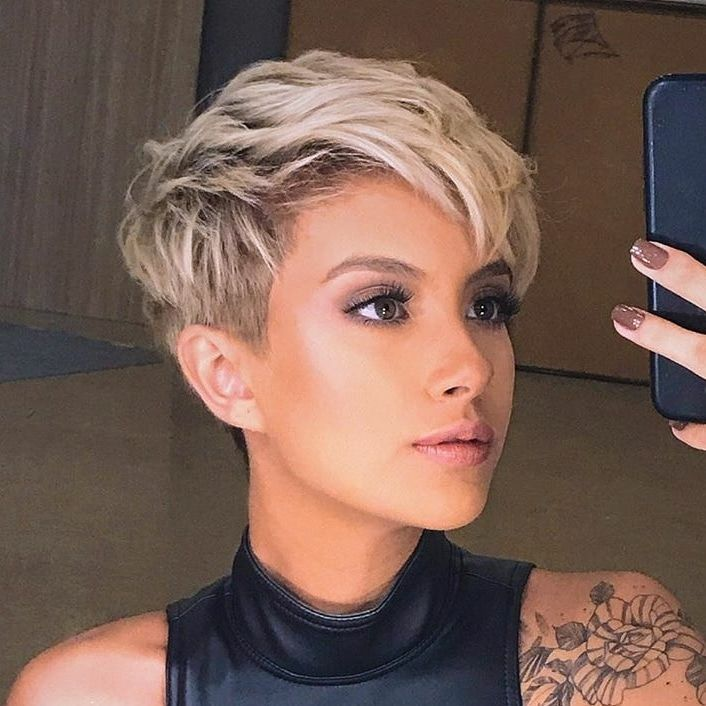 Top Design Ideas For the 2020 Short Haircuts Season