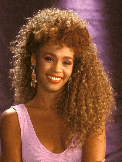 Design Trends From the 80s Big Hair