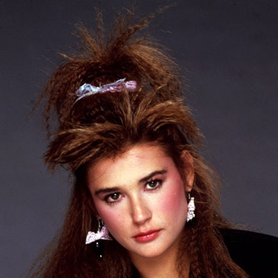 80s Crimped hair  – The Trend of the Future