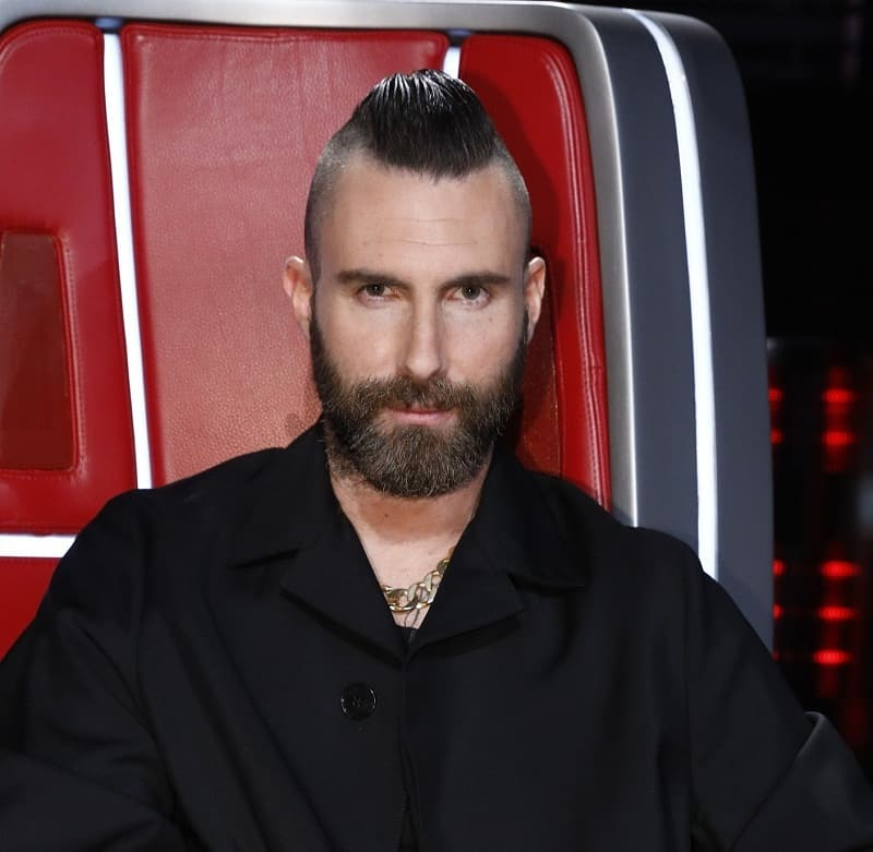 Adam Levine Haircut – Latest Style