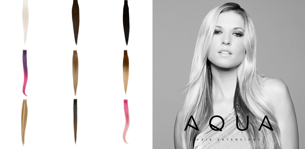 Aqua Hair Extension Tips – From Straight to Wavy Hair Style