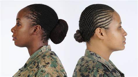 Looking Good in an Army Hair Regimen