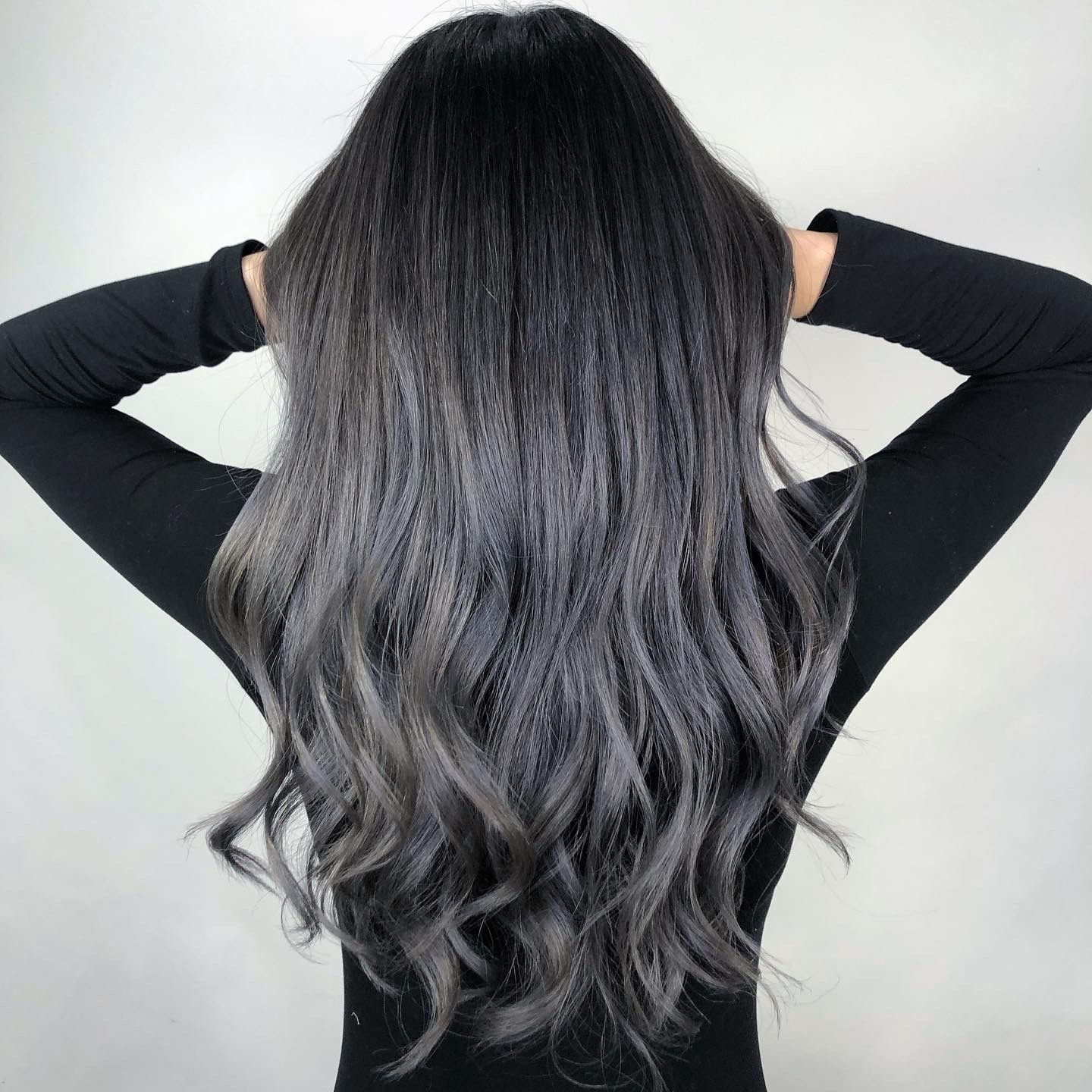 Top Hair Styles For Women With Ash Gray Hair
