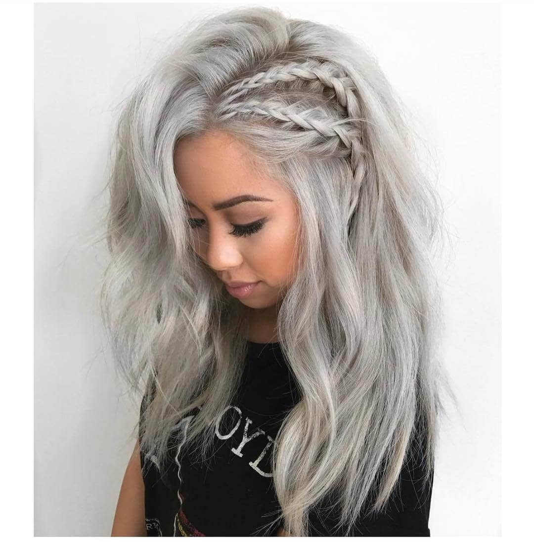Ashy Blonde Hair Model Ideas – Create the Ashy blonde Design That You Have Been Desiring