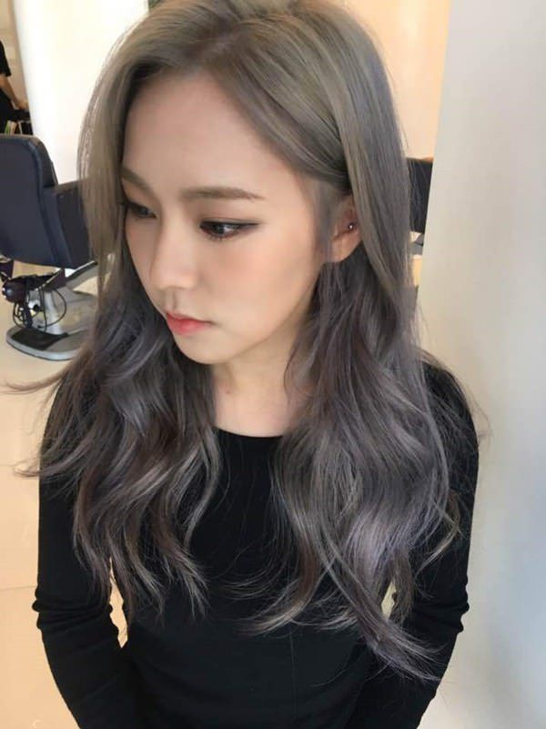 Ashy Brown Hair Color Trend For 2021