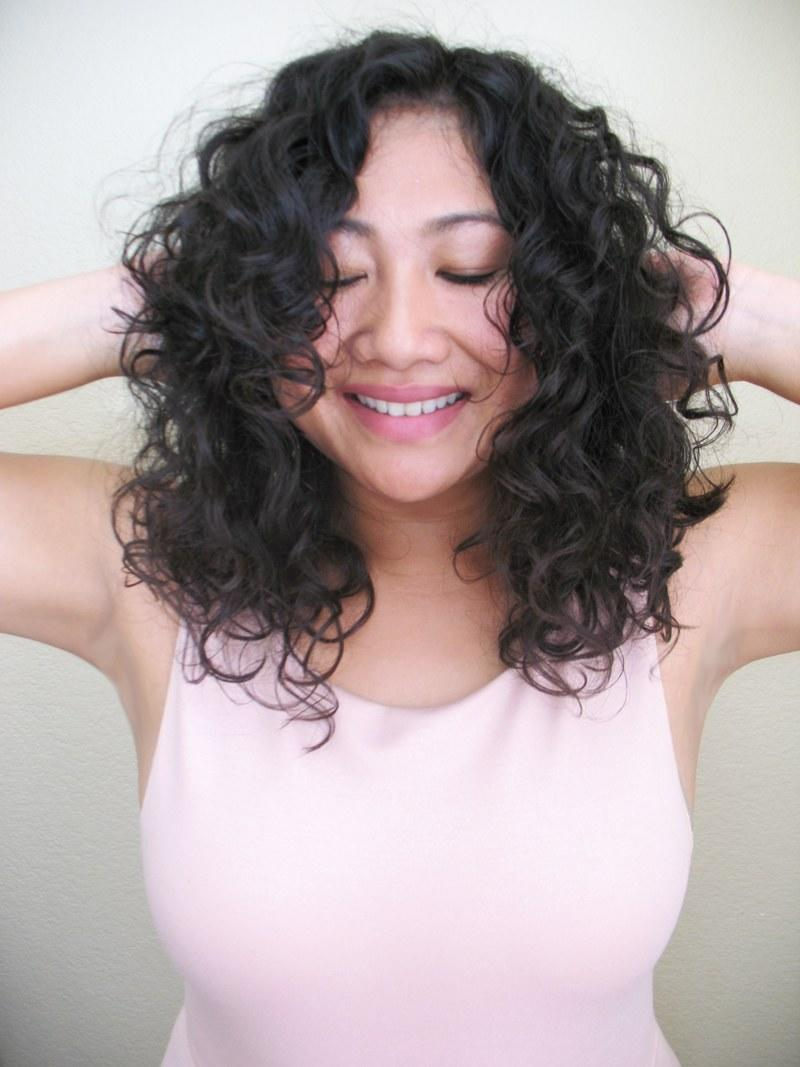 Asian Curly Styles – Beautiful Styles For Asian Short Hair