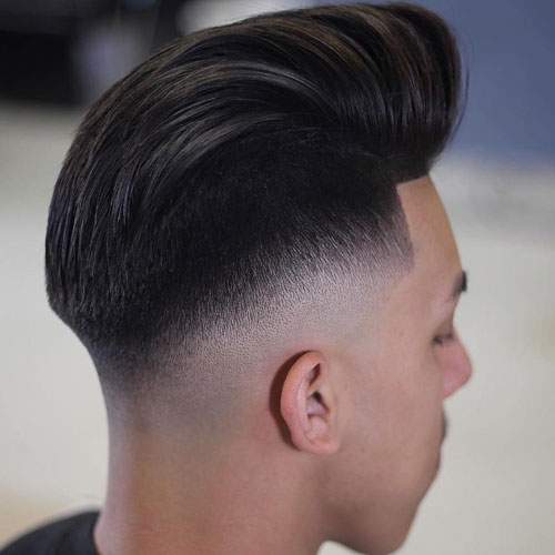 3 Different Asian Fade Haircuts That Is Easy to Do at Home!