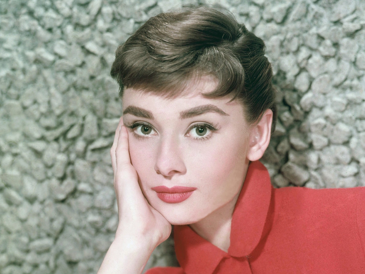 Audrey Hepburn Hair Model Ideas