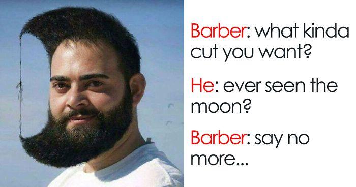 A Guide to Bad Haircut Meme