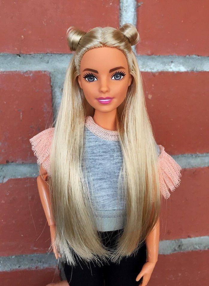 Amazing Barbie Hairstyles
