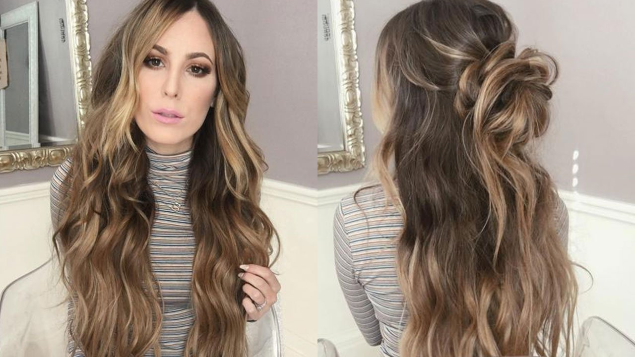 Beach Waves Hairstyles – How to Easily Create Your Own Beach Waves Style at Home