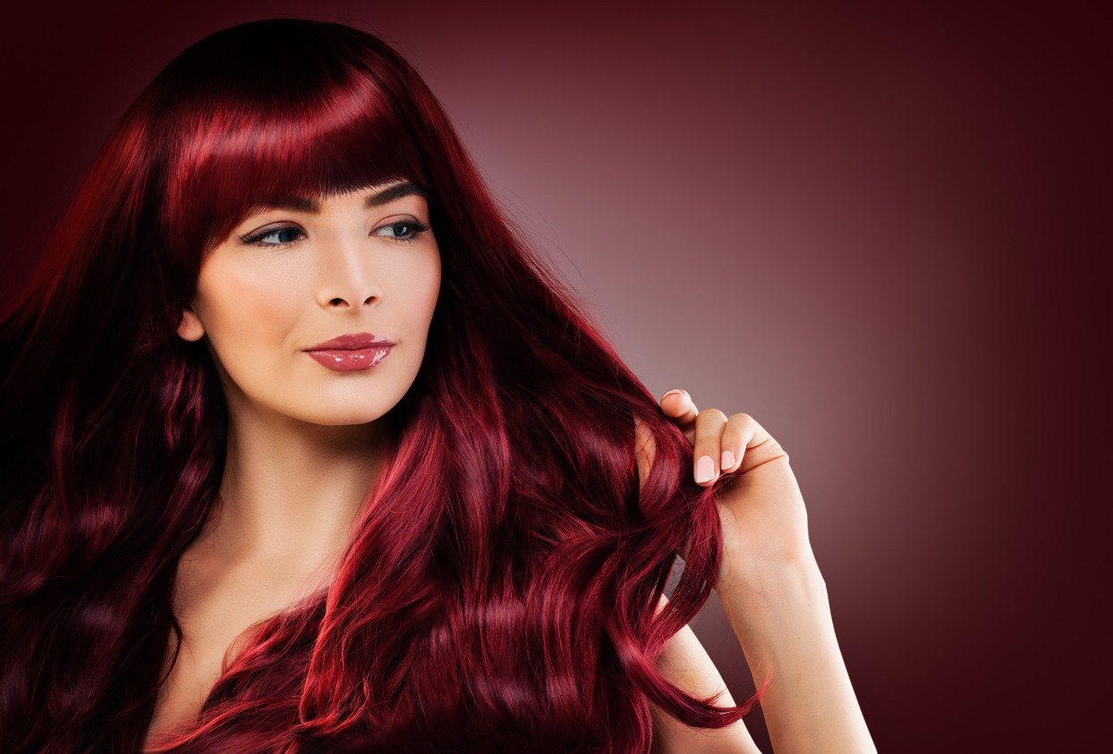 The Fascinating Styles For Black Cherry Hair