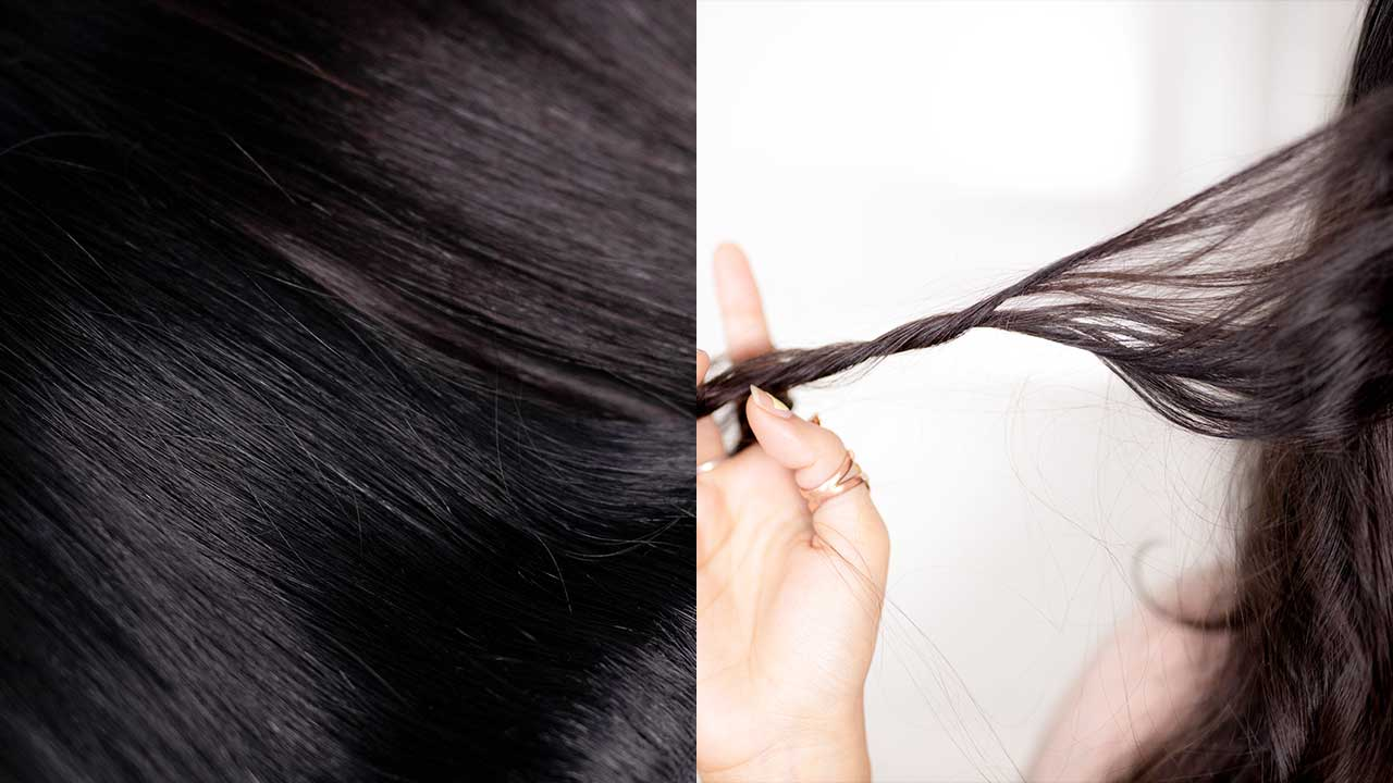 Beautiful Hairstyles With Black hair Extensions