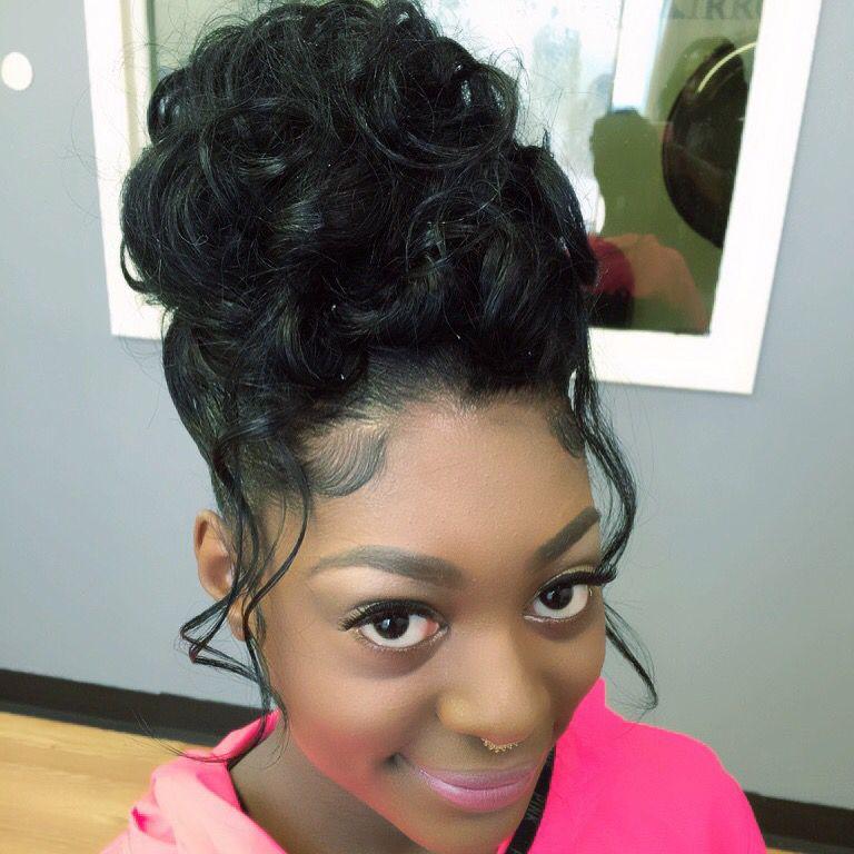 Popular Black Updo Hairstyles