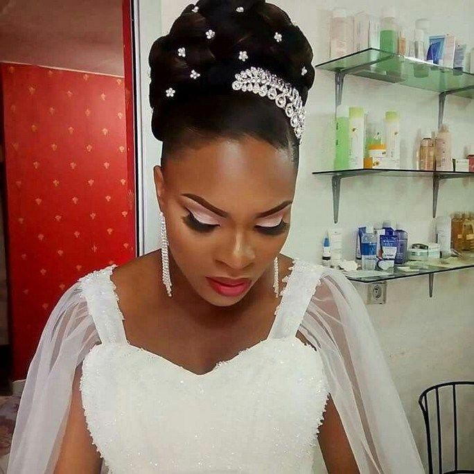 Beautiful Black Wedding Hairstyles – How To Make Your Big Day Even More Magical