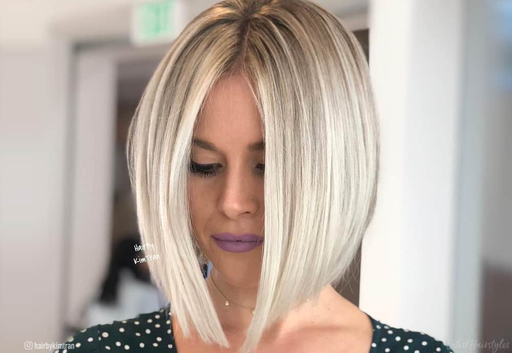 How to Achieve the Perfect Look With a Blonde Bob Hair Cut