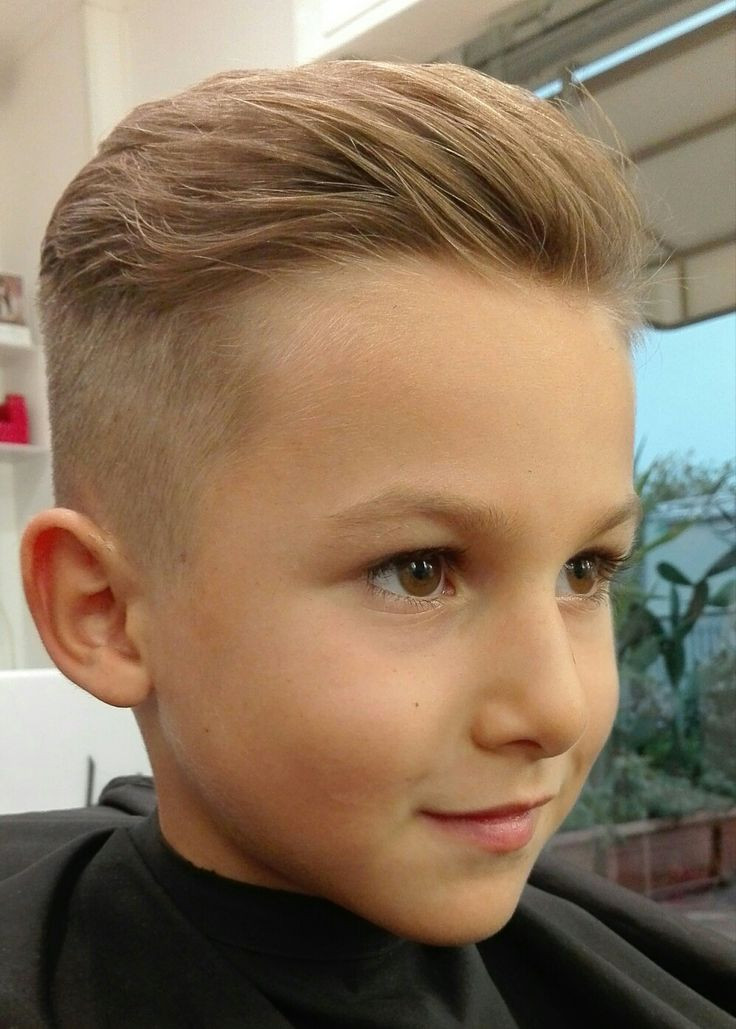 Cute Baby Boy Hair Style Trends For This New Summer