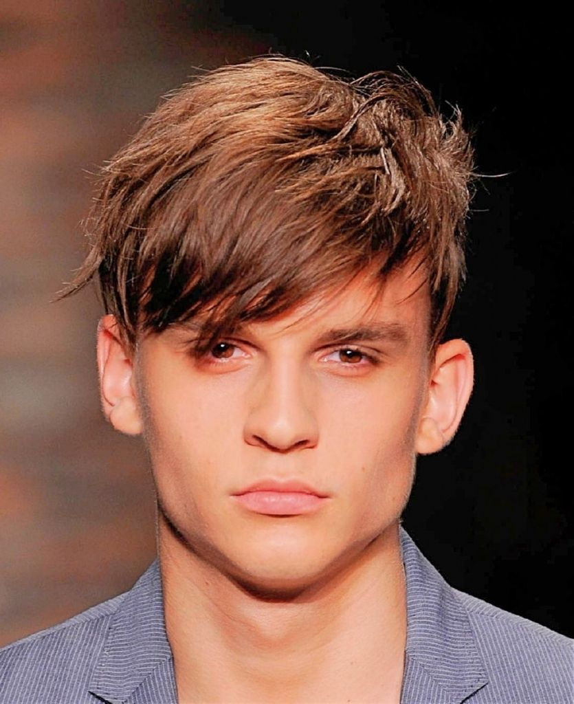 Boys Haircuts long on top – Styles For Boys