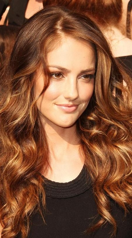 Got Red Hair? Bronze Hair Color is an Excellent Hair Color Choice