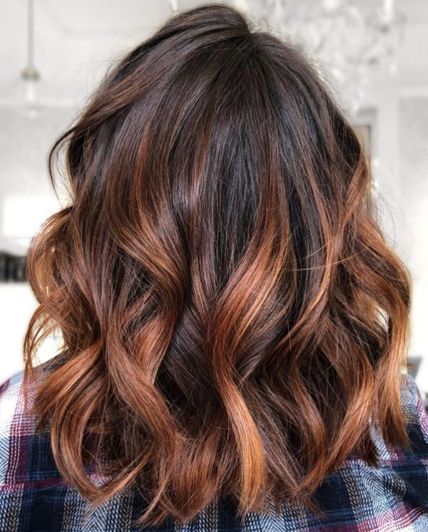A Wide Selection of Trendy Brown Pattern for All Hair Types