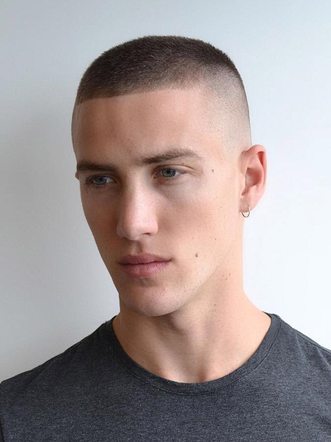 Advantages of Buzz Cut Hairstyles